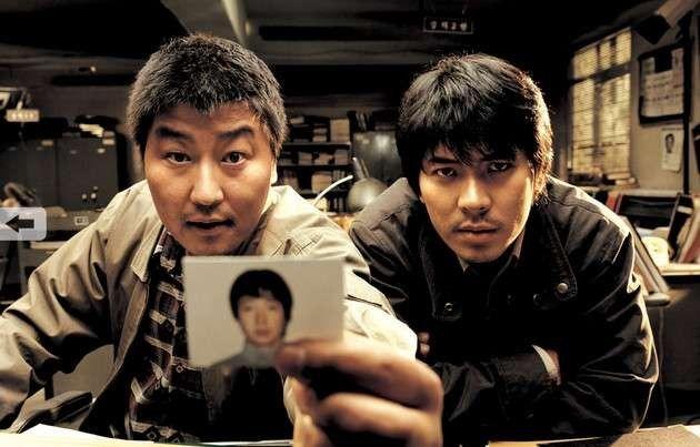 أفضل أفلام الجريمة الكورية  –