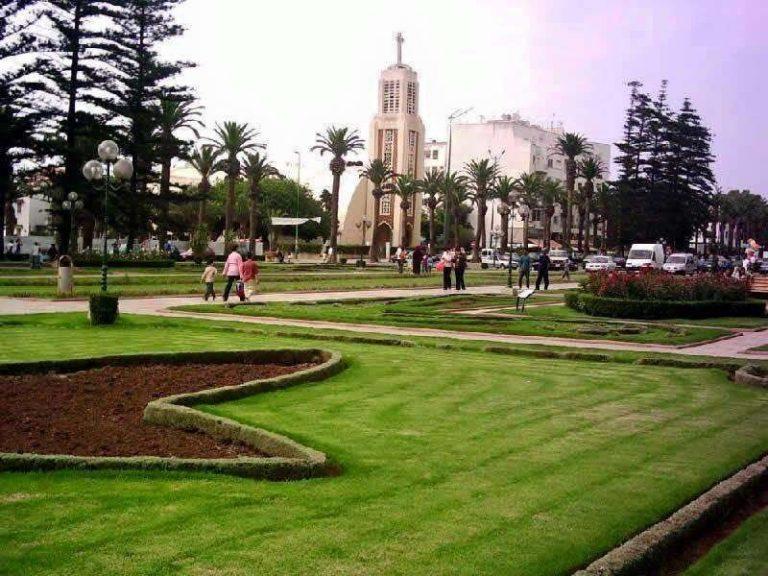 مدينة المحمدية المغرب