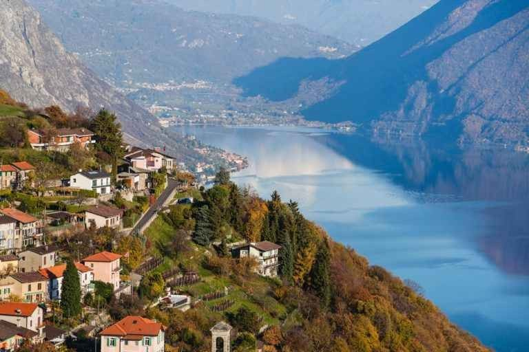 السياحة في لوغانو سويسرا– و أجمل 12 اماكن سياحية