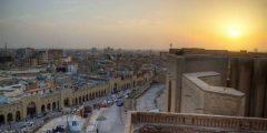 مدن جنوب العراق