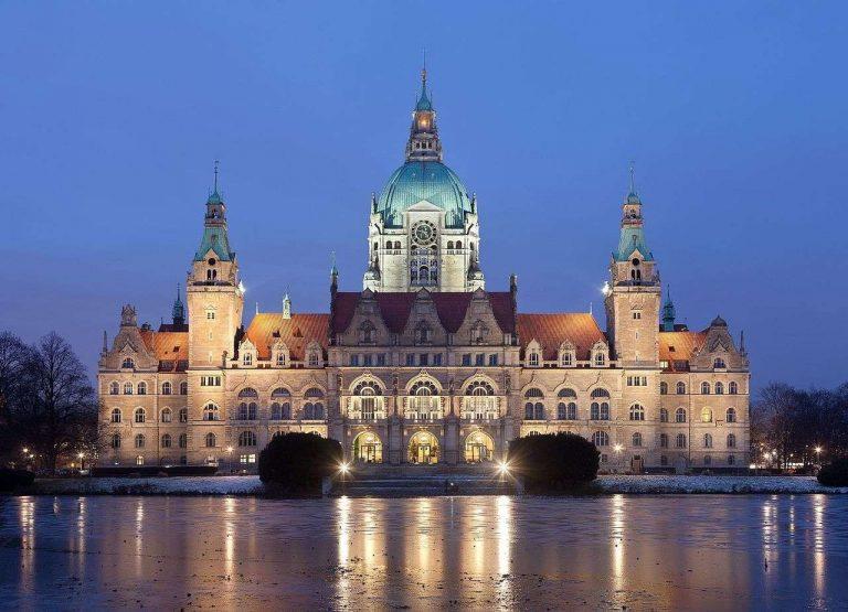 معلومات عن مدينة هانوفر -ألمانيا