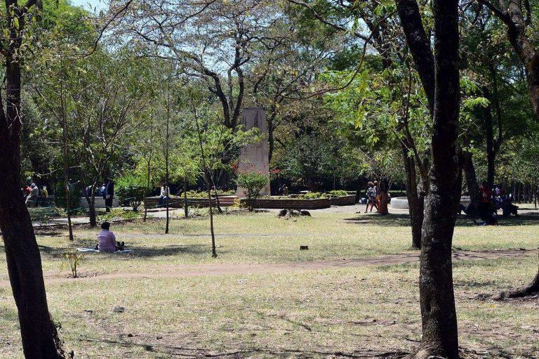 مدينة ناكورو في كينيا