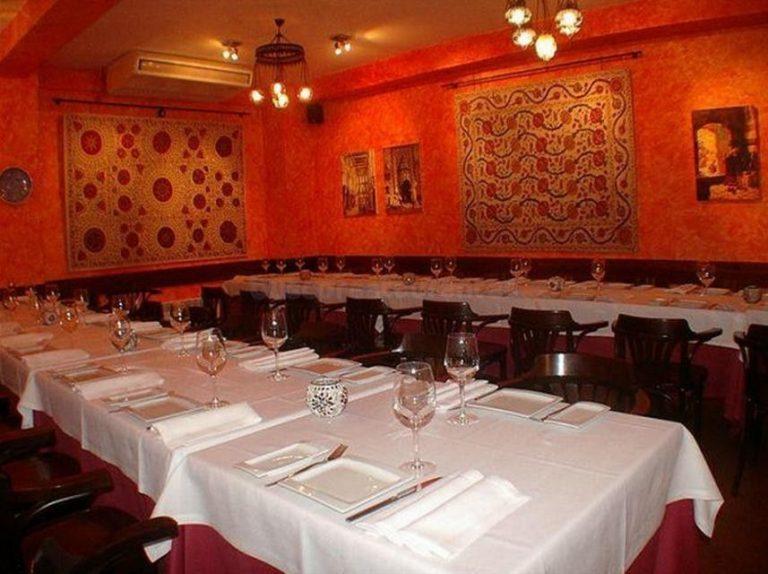 المطاعم الحلال في مدريد : و أفضل 10 مطاعم مدريدية تقدم وجبات حلال