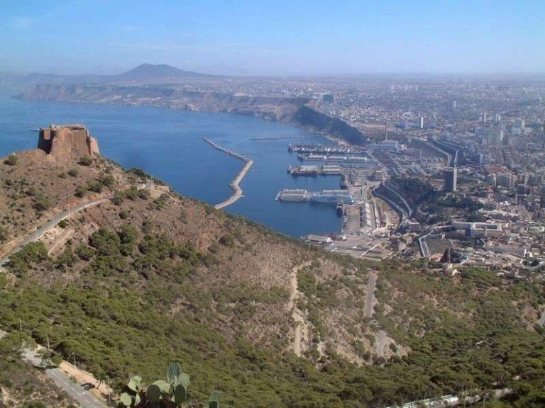 معلومات عن مدينة وهران الجزائر