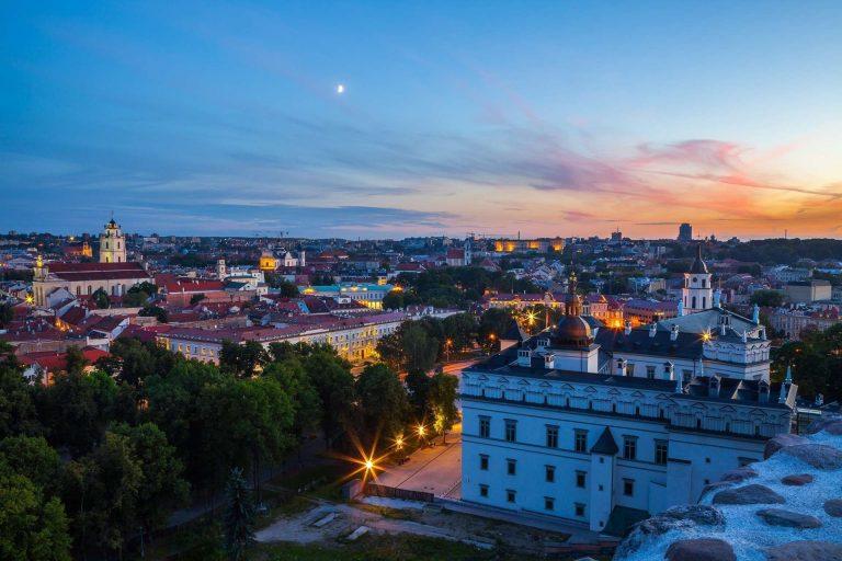 السفر إلى دول البلطيق 2021