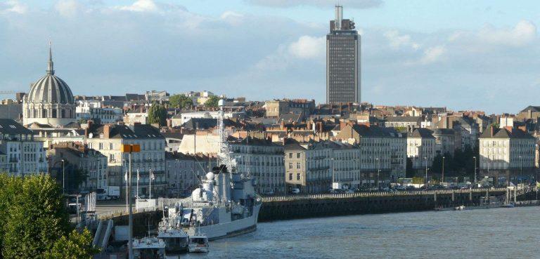 معلومات عن مدينة نانت فرنسا