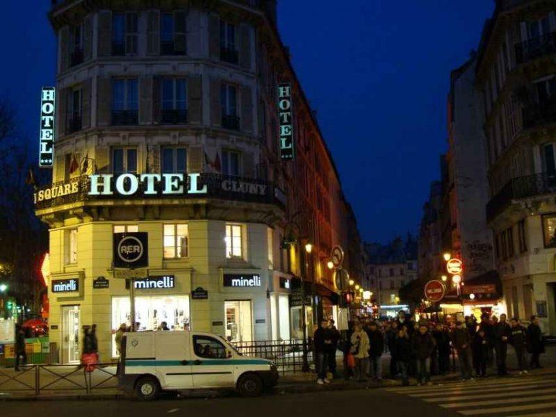أفضل فنادق رخيصة في باريس