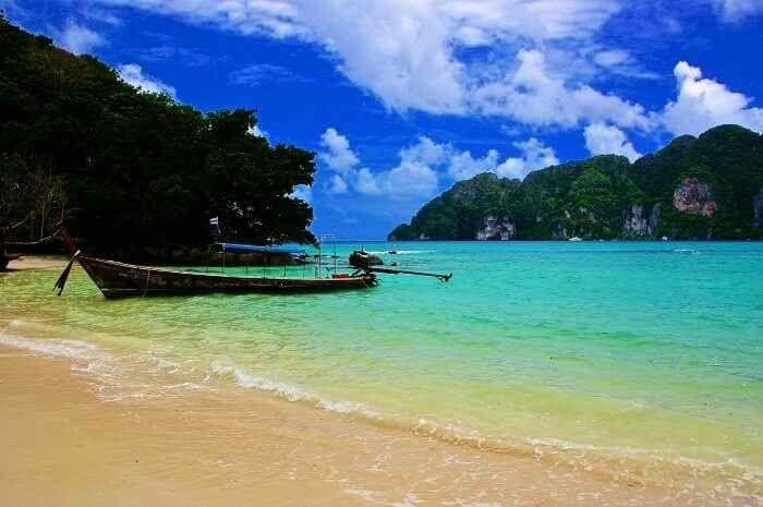 جزيرة في في تايلند أجمل الشواطئ السياحية