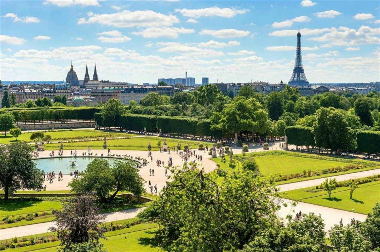 الأماكن السياحية المجانية في باريس