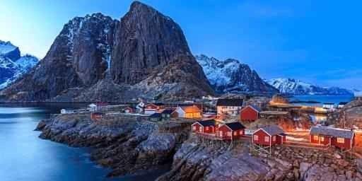 اكتشف أفضل المدن السياحية في النرويج