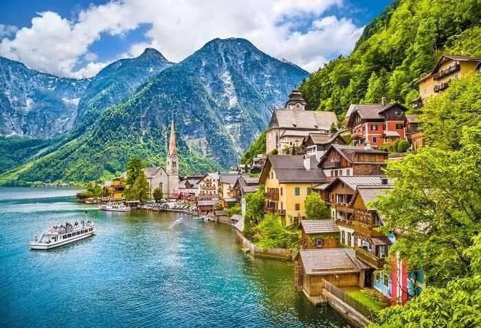 السياحة في النمسا للعوائل