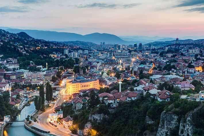 السياحة في سراييفو 2019 …تعرف على المدينة التاريخية من البوسنة والهرسج سراييفو