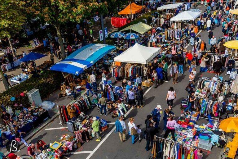 اسواق زيورخ الرخيصة من أسواق المستعمل إلى الأسواق القروية