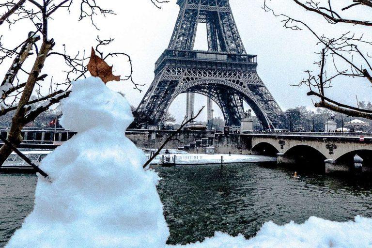 السياحة في فرنسا شهر فبراير