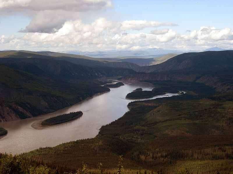 معلومات حول نهر يوكون …تعرف على ثالث أطول نهر بأمريكا الجنوبية..