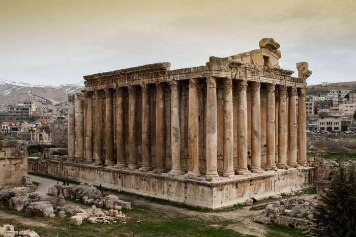 معلومات عن مدينة بعلبك لبنان