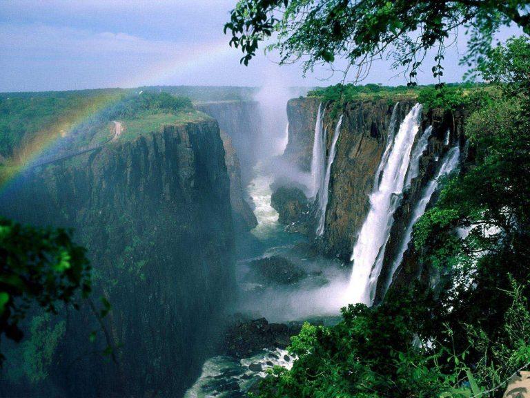 الطبيعة في زامبيا