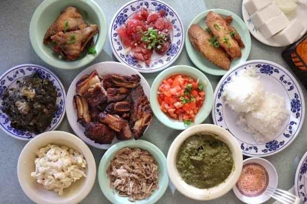الأكلات الشعبية المشهورة في هاواي : و أفضل 10 أكلات هاواوية