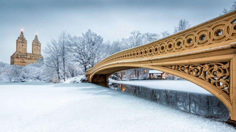 الشتاء في نيويورك المناخ والأماكن السياحية في مدينة نيويورك