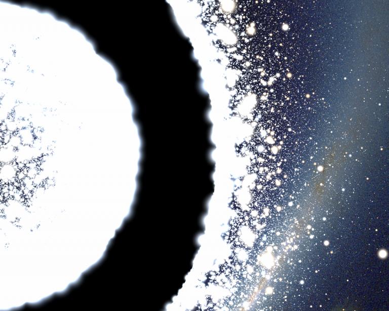كيف يتكون الثقب الدودي .. تعرف على تكوين الثقوب الدودية ………………….