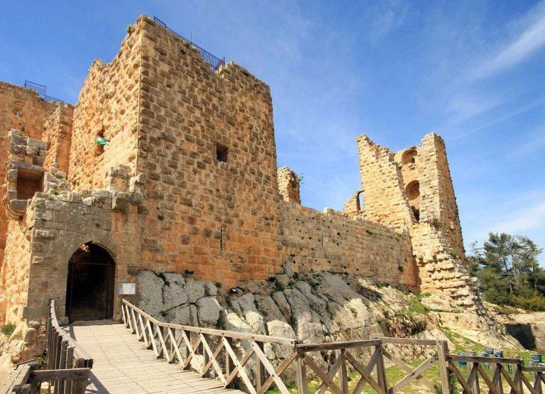 السياحة في عجلون الاردن .. إليك أهم المعالم السياحية فى عجلون الاردن ..