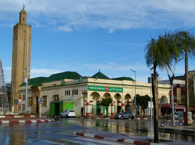 معلومات عن مدينة تيفلت المغرب