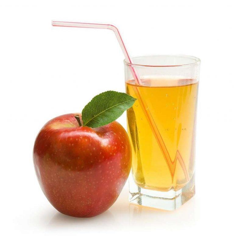 عصير التفاح – تعرف على فوائد عصير التفاح والقيم الغذائية الموجودة به
