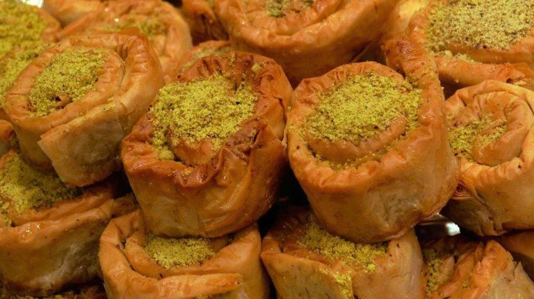 حلويات مشهورة في المغرب  –