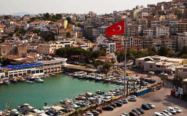 مدينة أيدين التركية