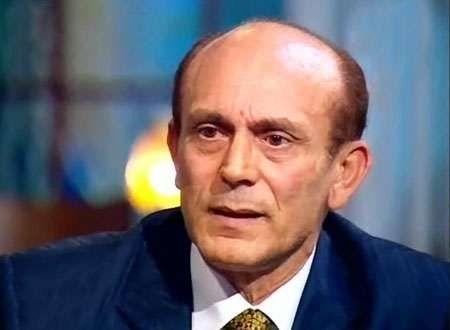 الممثل محمد صبحي