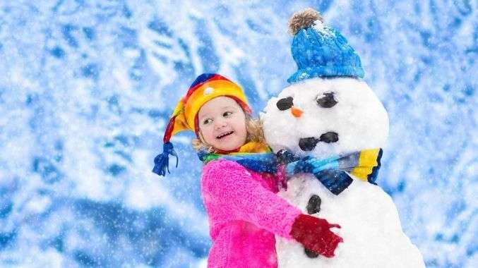 معلومات للأطفال عن فصل الشتاء