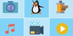 أفضل 5 تطبيقات لتحرير الفيديوهات على توزيعة Ubuntu