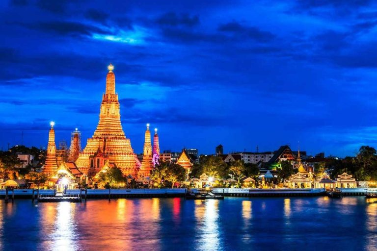 دليلك لزيارة خاطفة إلى بانكوك