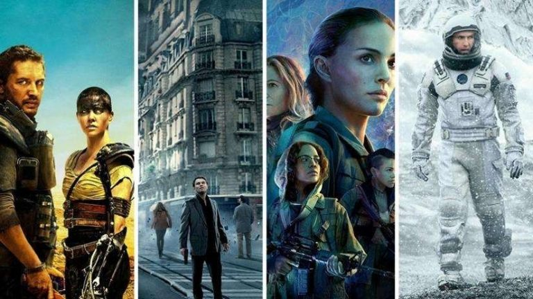 افضل افلام الخيال العلمي والاكشن … أفضل 10 أفلام عرضت على شاشات السينمات