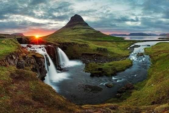 الطبيعة فى ايسلندا … مالم تعرفه من قبل عن طبيعة ايسلندا الساحرة ومناظرها الخلابة