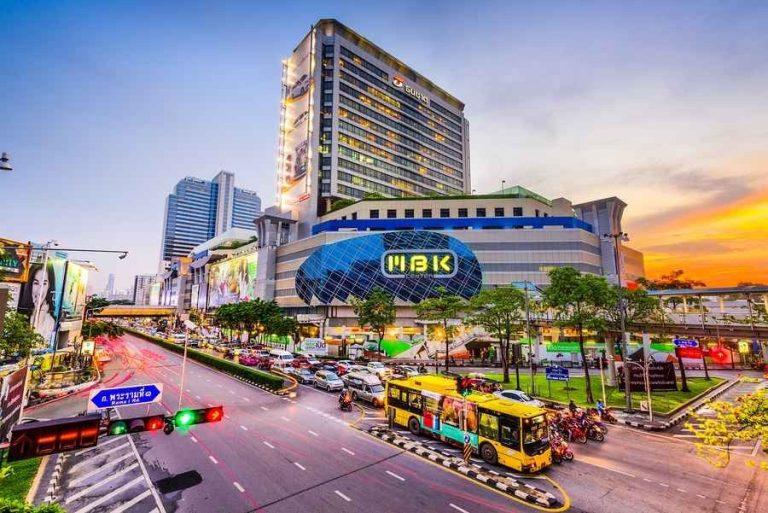 أين تذهب للتسوق في بانكوك عاصمة تايلند؟