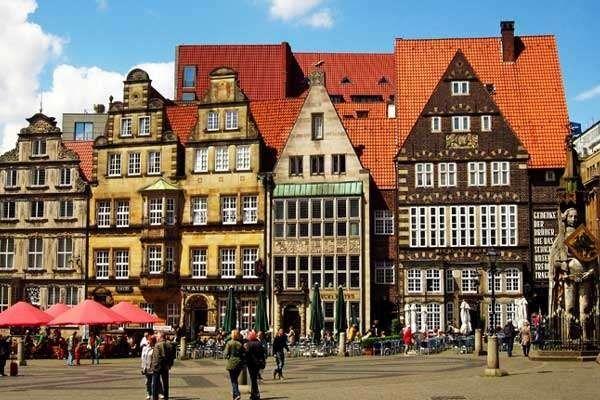 معلومات عن مدينة بريمن ألمانيا