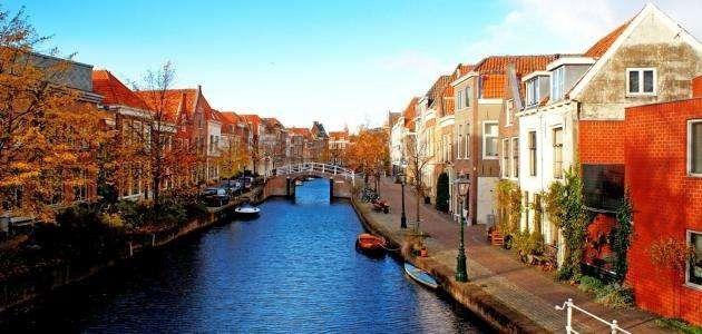 السياحة في هولندا شهر أكتوبر