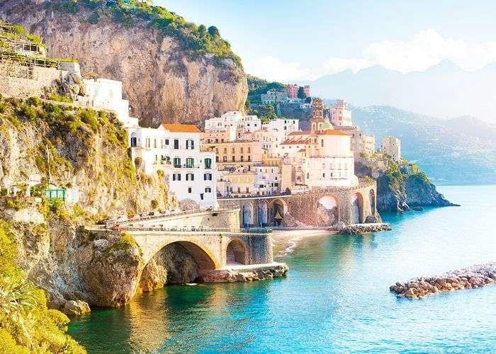 السياحة في جنوب ايطاليا  –