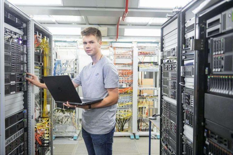 تخصص نظم المعلومات الحاسوبية