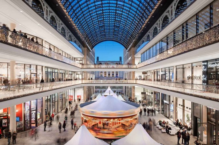 أشهر مراكز التسوق في العاصمة الألمانية برلين