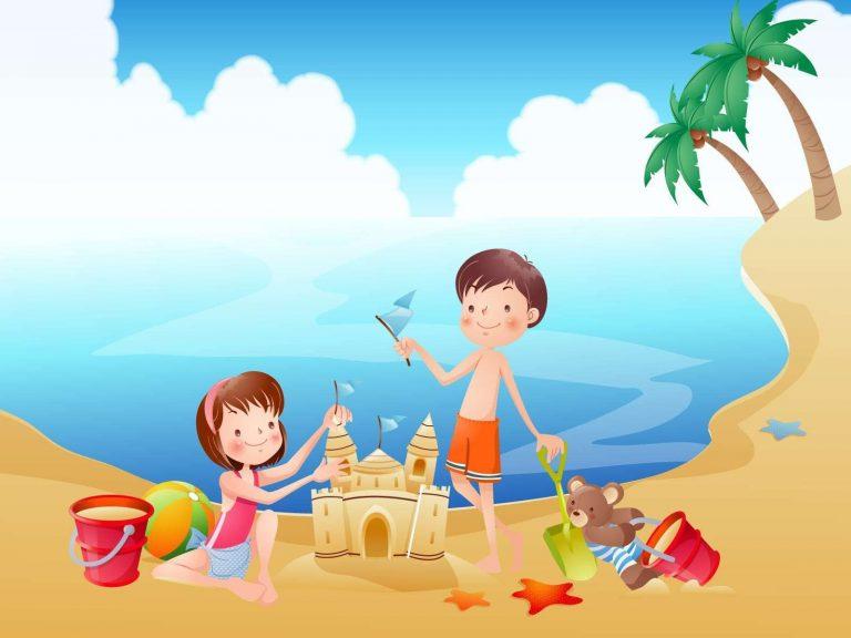 مميزات فصل الصيف للأطفال  –