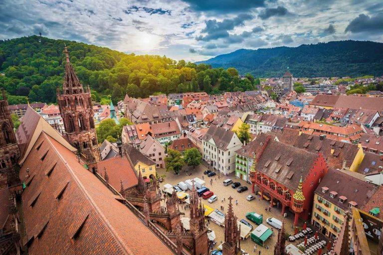"""السياحة في مدينة فرايبورغ – الدليل السياحى للمدينة الخضراء """" فرايبورغ """" أجمل مدن ألمانيا"""