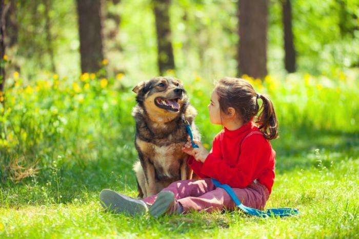 فوائد تربية الحيوانات الأليفة للأطفال