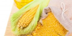 فوائد زيت الذرة