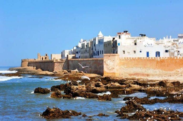 مدينة الصويرة في المغرب