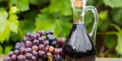 فوائد خل العنب البكر