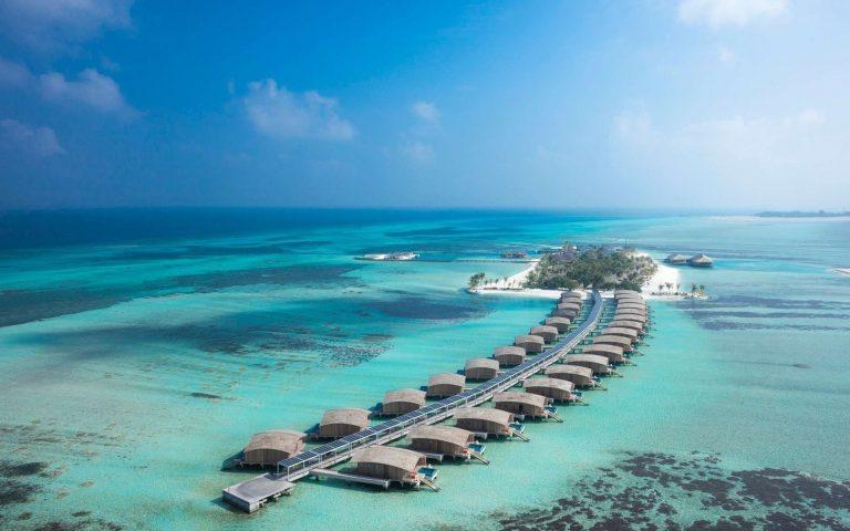 الحياة الريفية في جزر المالديف