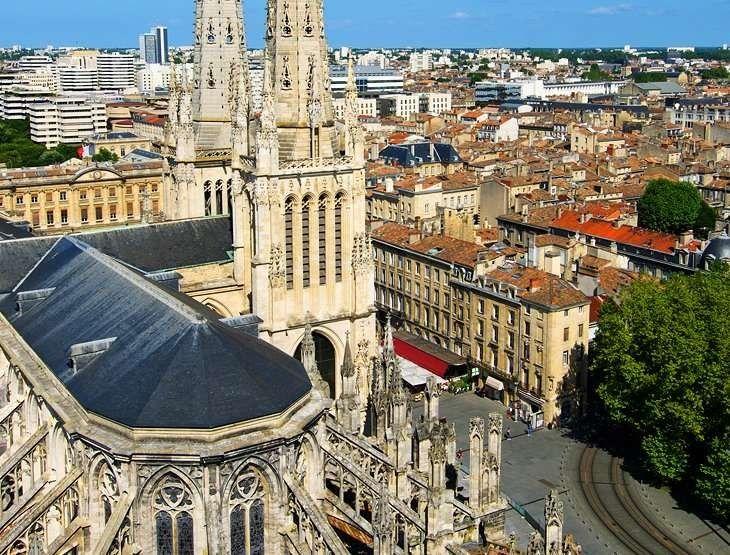 معلومات عن مدينة بوردو فرنسا