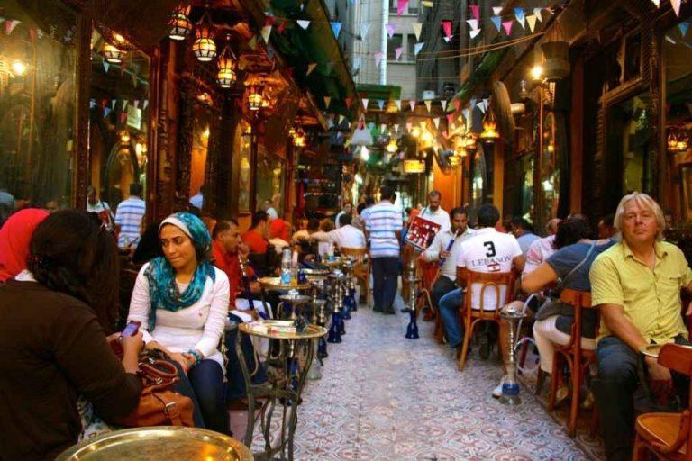 مقاهي وسط البلد القاهرة – أفضل 12 مقهى فى وسط البلد بالقاهرة